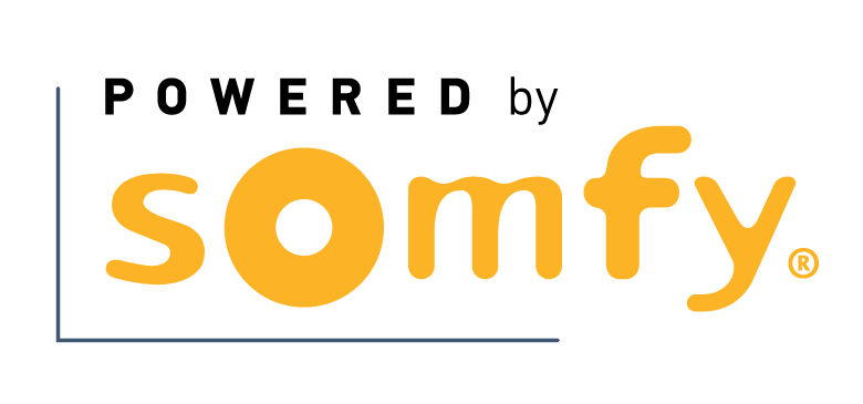 Powered by Somfy Logo