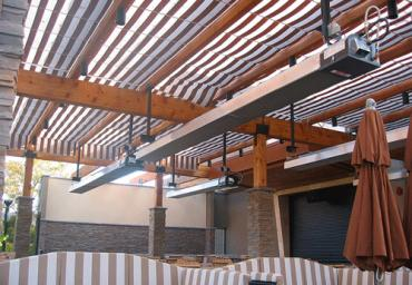 infrared-patio-heating-mounted-under-covered-pergola